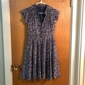 Silk Madewell Dress